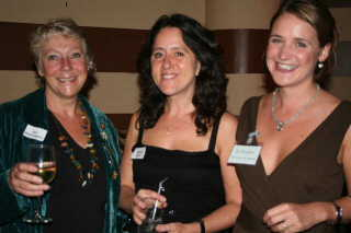 Jan Etherington, Naomi Gryn and Jo Hodder