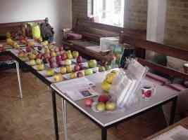 apple day, friends' meeting house, queens rd, leicester, 2011